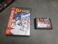 Taz in Escape From Mars (Sega Genesis, 1994)