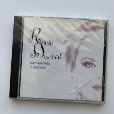Rocio Durcal CD Hay Amores Y Amores 1995 BMG Rare New Sealed