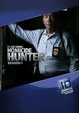 NEW Homicide Hunter: Lt. Joe Kenda Season 1 (DVD)