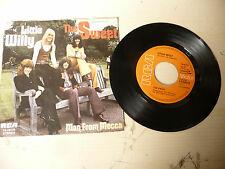 "THE SWEET"" LITTLE WILLY-disco 45 giri RCA Ger 1974"""