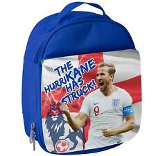 England Lunch Bag World Cup Harry kane Boys School Childrens Kids Blue