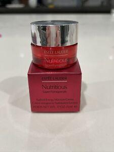 Estee Lauder Nutritious Super-Pomegranate Radiant Energy Moisture Creme .17oz
