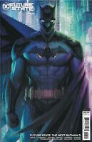 FUTURE STATE: THE NEXT BATMAN #3 (ARTGERM VARIANT) COMIC BOOK ~ DC Comics
