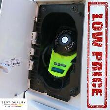 AdBlue Tankdeckel Sicherung Tanksicherung für Fahrzeuge Boxer Jumper Ducato
