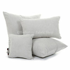 New Soft Matt Material Chenille Handmade Fabric Cushions Includes Filled Inserts