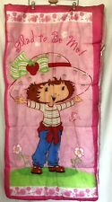 Strawberry Shortcake Sleeping Bag 2004