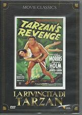 La rivincita di Tarzan (1938) DVD