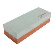 W6 Combination Grit Double Sided Knife Honing Sharpening Stone Whetstone