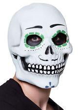 Senor Dia de los Muertos Maske NEU - Karneval Fasching Maske Gesicht