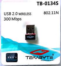 USB Wireless Wi-Fi Nano USB Adapter Dongle WiFi Dongle