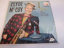 CLYDE McCOY ~ THE GOLDEN ERA of the SUGAR BLUES ~ Factory Sealed Vinyl LP Record