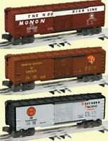 NEW LIONEL 39223 - 6464 ARCHIVE SERIES BOXCAR SET - 0/027- NEW - W60