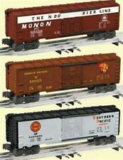 NEW LIONEL 39223 - 6464 ARCHIVE SERIES BOXCAR SET - 0/027- NEW - W47