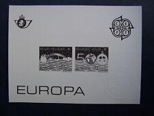 ZW / NB - Zwart Wit Velletje - Europa : 1992 - België