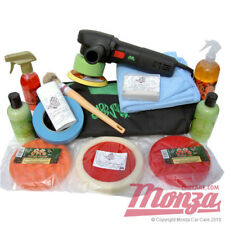 Dodo Juice Dual Action Machine Car Polisher Ultimate Polishing Kit *MT320, DAS6*