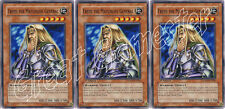 3x Yugioh SDWS-EN006 Freed the Matchless General Common Card