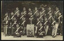 Meltham Mills Band.