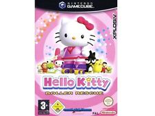 ## Hello Kitty Roller Rescue DEUTSCH Nintendo GameCube Spiel // GC - TOP #