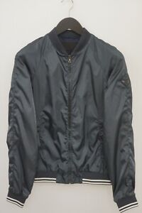 Women Prada Jacket Breathable Bomber Slim Fit XL IT46 US10 UK14 VAU889