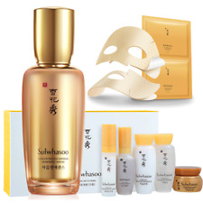 Sulwhasoo Concentrated Ginseng Renewing Serum 50ml +gifts