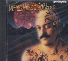 Wilfrido Vargas El Extraterrestre CD New Nuevo Sealed