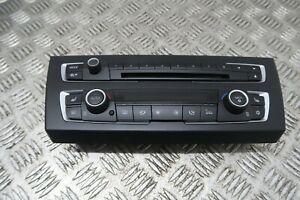 2012 BMW 1 SERIES F20 5DRS HEATER AC A/C RADIO CONTROL PANEL REF9146