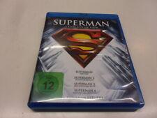 Blu-Ray  Superman - Die Spielfilm Collection 1978-2006