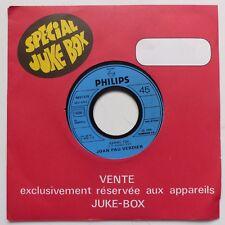 JOAN PAU VERDIER Barre toi / cOOL TOUT COULE 6837518  PROMO JUKE BOX RTL
