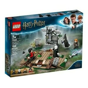 LEGO 75965 HARRY POTTER DUEL IN THE CEMETERY AGO 2019