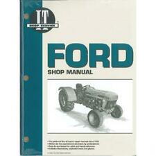 Iampt Shop Manual Fits Ford Tractor 3230 3930 4630 4830