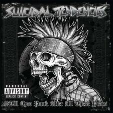 SUICIDAL TENDENCIES - STILL CYCO PUNK AFTER ALL THESE YEARS   VINYL LP NEUF