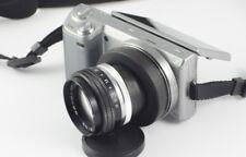 TILT MACRO CREATIVO DISEÑADOR RETRATO F/1.8 50mm o 80mm LENTE - SONY MIRRORLESS