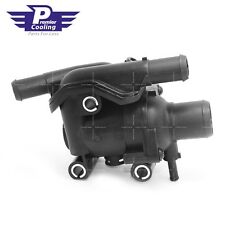 New Engine Coolant Thermostat Water Outlet Housing for 2000-2004 Ford Focus 2.0L