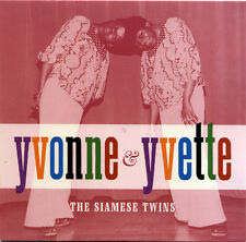 "THE SIAMESE TWINS YVONNE & YVETTE  ""AFTER IT'S ALL OVER + 3 EP""  GOSPEL  LISTEN!"