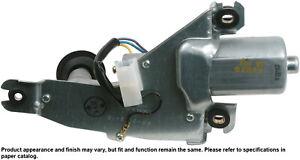 Rear Windshield Wiper Motor For 1990-1992 Nissan Axxess 1991 Cardone 43-4327