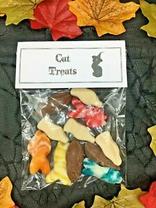 Adult Witch Theme Cat Treats Novelty Jelly Sweets Halloween Party Birthday Xmas