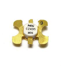 HF Leistungs-Transistor NEC C2495 / 2SC2495, UHF Power Transistor, NOS