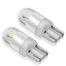 4X Osram T10 W5W 168 2 LED 6500K Car interior Reading Light DC White Lamp Bulbs