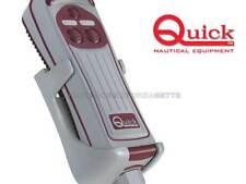 PULSANTIERA BARCA STAGNA MULTIUSO QUICK HRC1002 HAND-HELD REMOTE CONTROL BOAT