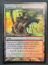 Auntie's Hovel - FOIL Lorwyn - *HP* Magic the Gathering MTG