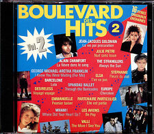 BOULEVARD DES HITS VOLUME 2 - COMPILATION CD 1987 FRANCE [142]