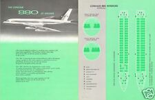 Convair 880 990 Technical Manual 1960's Jet RARE HISTORIC PERIOD ARCHIVE