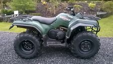Yamaha Grizzly 350 4X4 Quad Bike Road Registered Year 2011