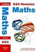 KS3 Maths (Standard) Revision Guide (Collins KS3 Revision), Collins KS3, New con