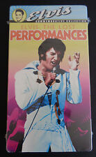 ELVIS PRESLEY The Lost Performances VHS Commemorative Collection NEW Free Ship