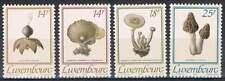 Luxemburg postfris 1991 MNH 1267-1270 - Paddestoelen / Mushrooms