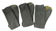 3 Pair Gold Toe Dress Socks, Gray, Shoe Sizes 7-12
