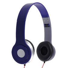 Kopfhörer in Blau