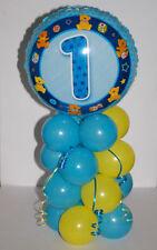 Palloncini blu compleanno bambino per feste e party