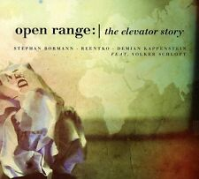 Open Range - Elevator Story [New CD] Germany - Import